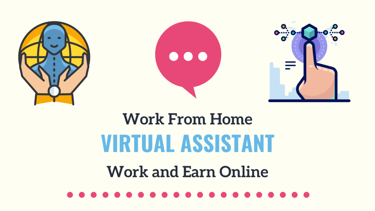 virtual assistant work from home