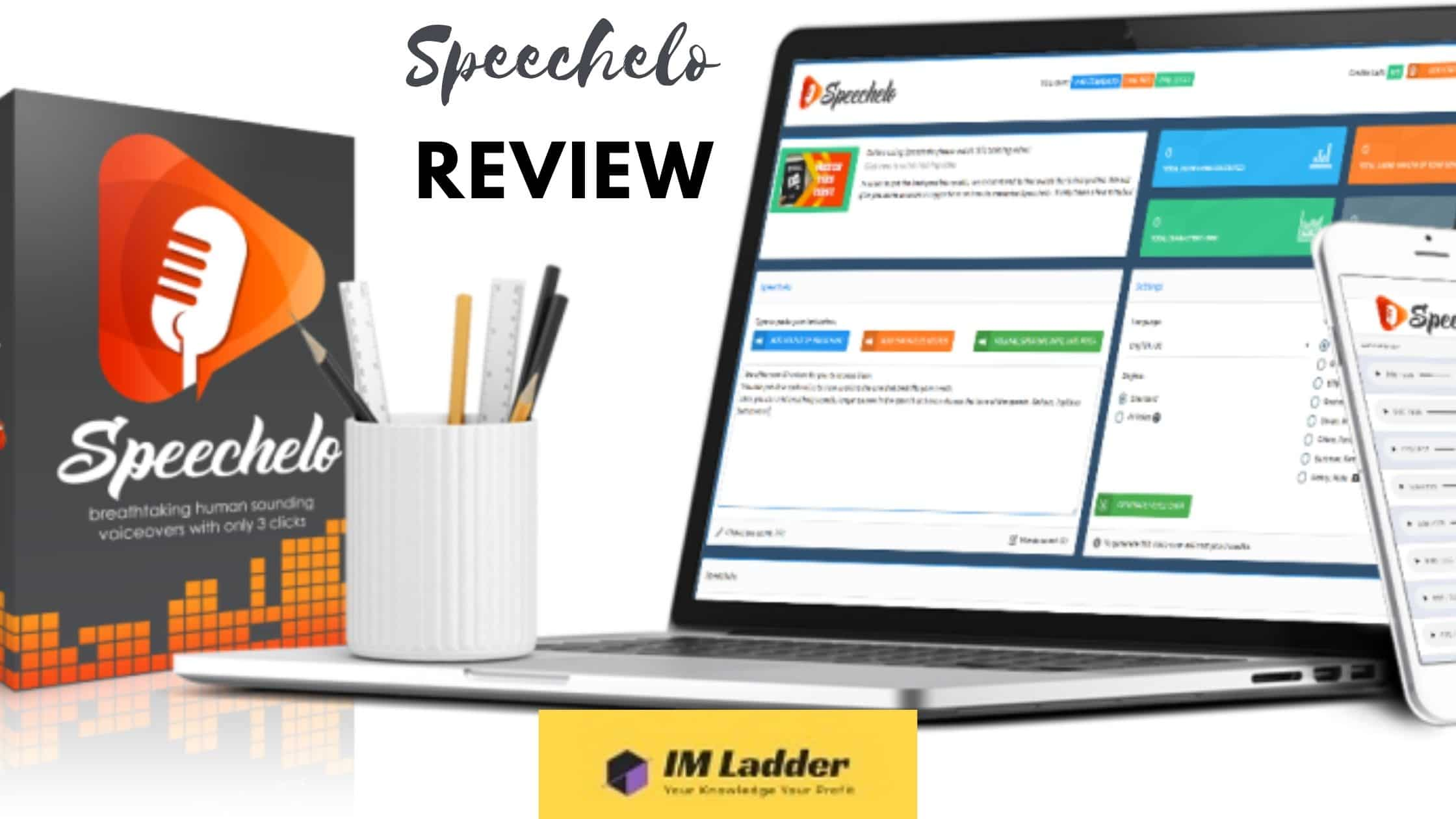 SpeecheloMain - Speechelo Review - Real Human Voices From Text in 60 Seconds!