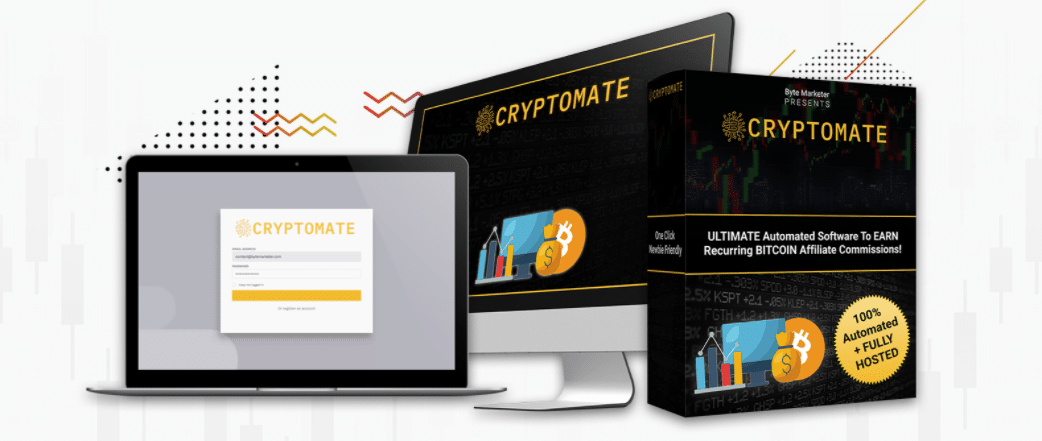 cryptomate2 - Cryptomate - The Best #1 Cryptocurrency Affiliate Site